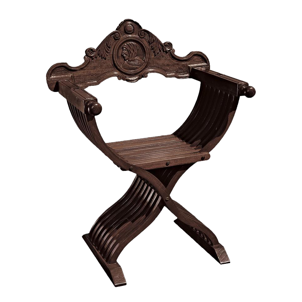 The Historic Savonarola Chair