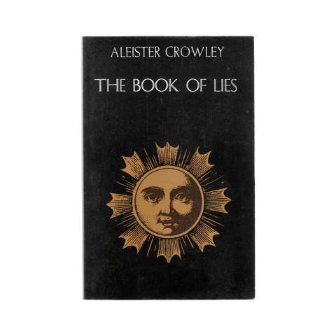The Book of Lies by Aleister Crowley, paperback