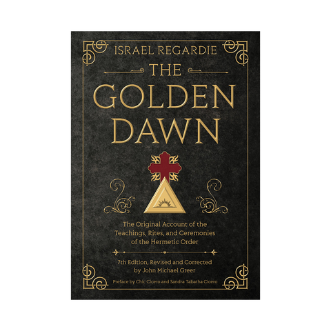 The Golden Dawn by Israel Regardie, hardcover