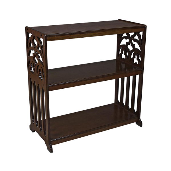 Mages Guild Wooden Bookshelf