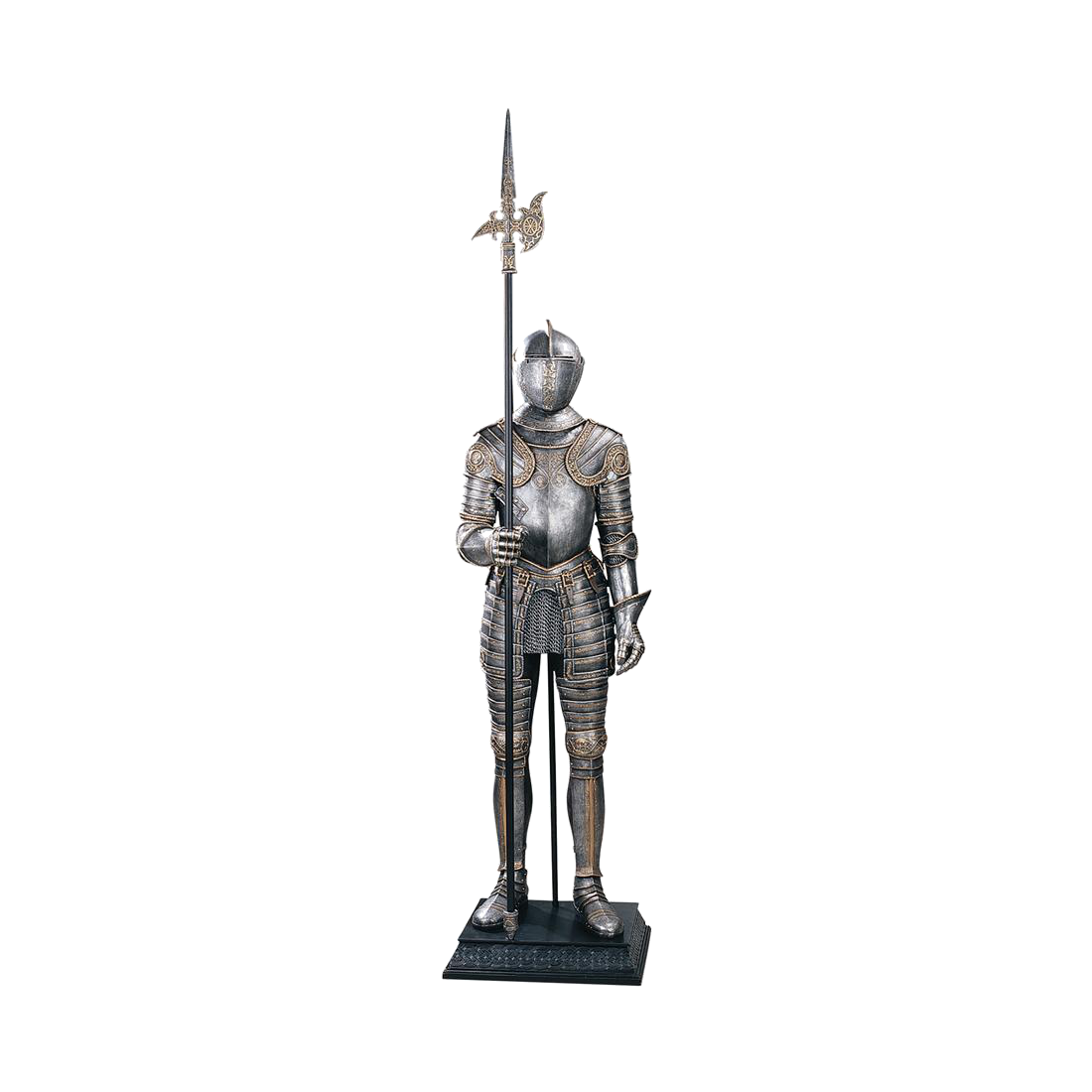 16th-Century Italian Armor Sculpture