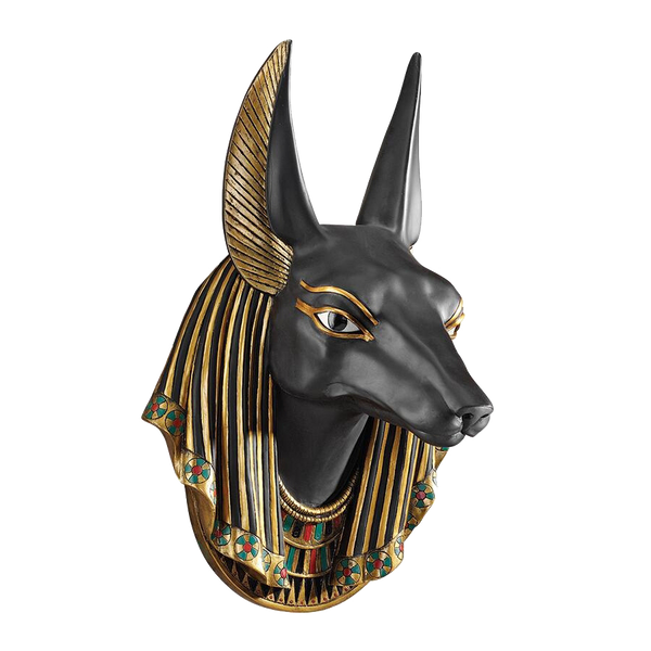 Anubis Wall Sculpture