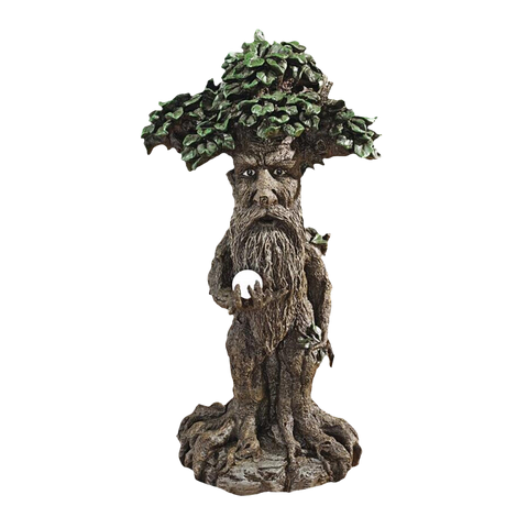 Gnarloth the Wise, Tolkien-inspired treant sculpture