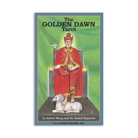 The Golden Dawn tarot by Wang and Regardie
