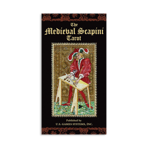 Medieval Scapini tarot deck by Scapini and Luigi
