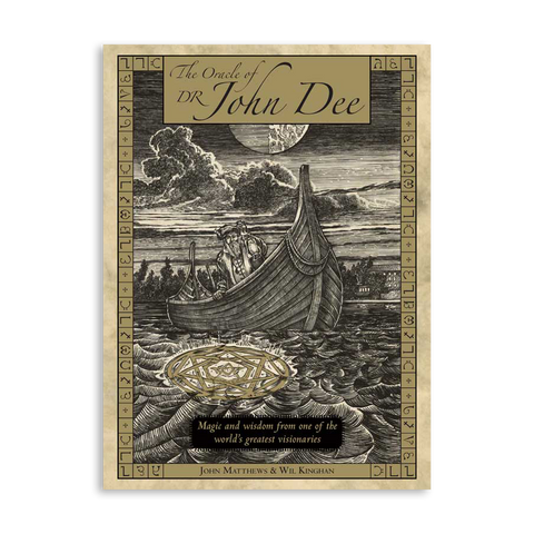 The Oracle of Dr. John Dee deck and book by Mathews and Kinghan