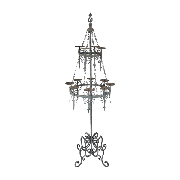 Floor Candelabra of the Teutonic Hochmeister