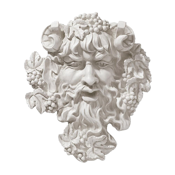 Dionysus Wall Plaque