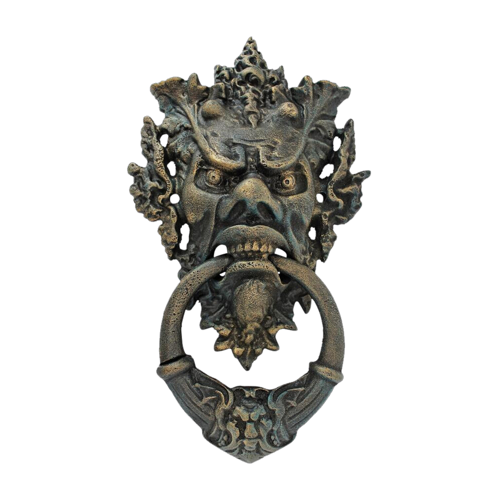 Forest Tyrant Door Knocker
