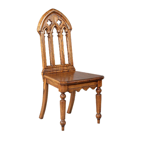 The Abbey Gothic Revival Chair