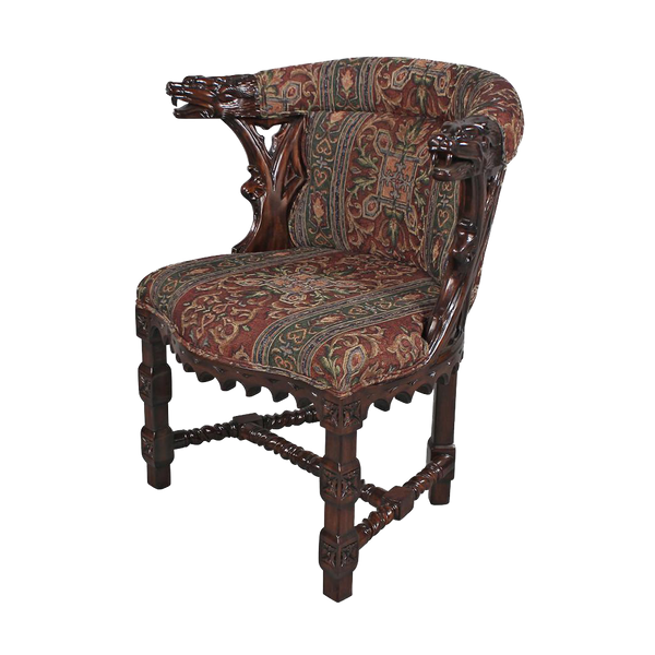 Kingsman Manor Dragon Chair