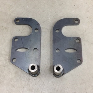 "Type E 2.75"" Swing Axle Rear Drop Plates Pre-1968"
