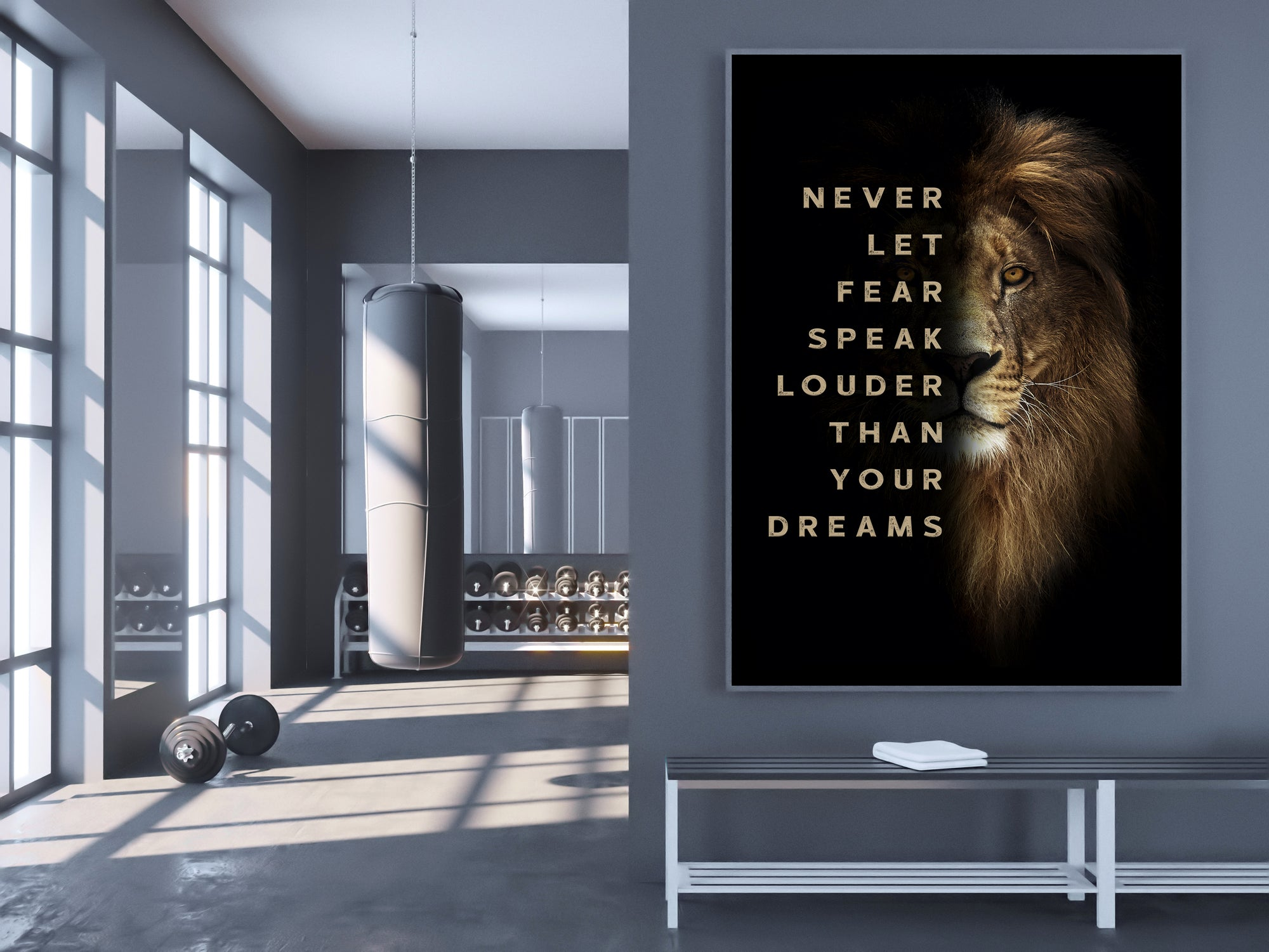 Chris Fabregas Motivational Prints
