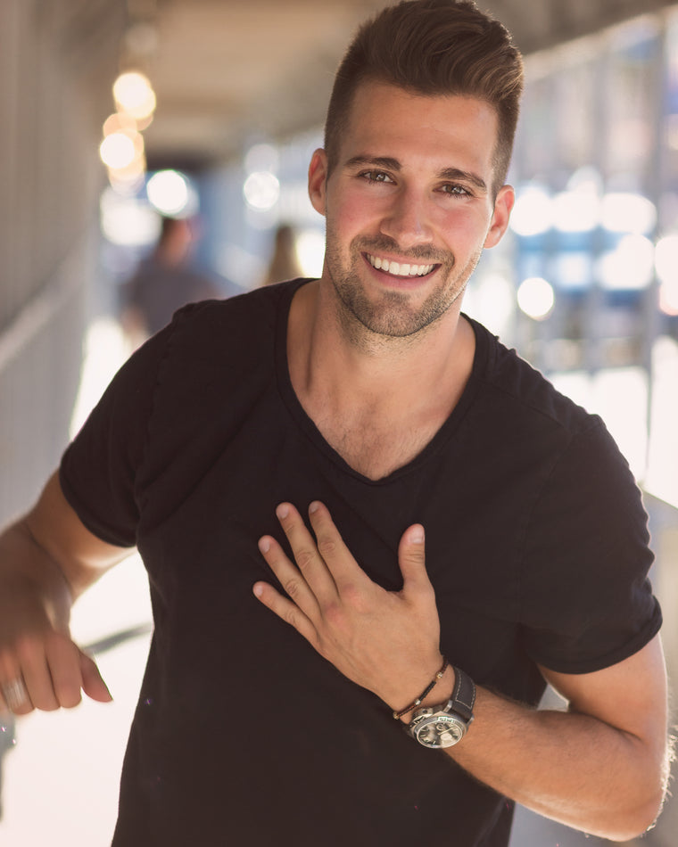 James Maslow Photographer Chris Fabregas