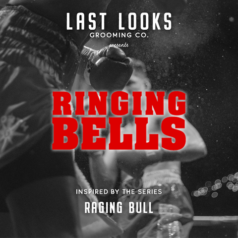Last Looks Grooming Ringing Bells Beard Oil Inspired By Raging Bull