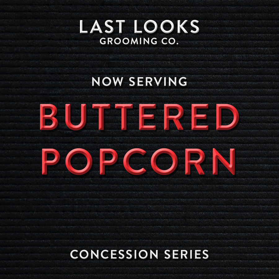 Buttered Popcorn Beard Oil