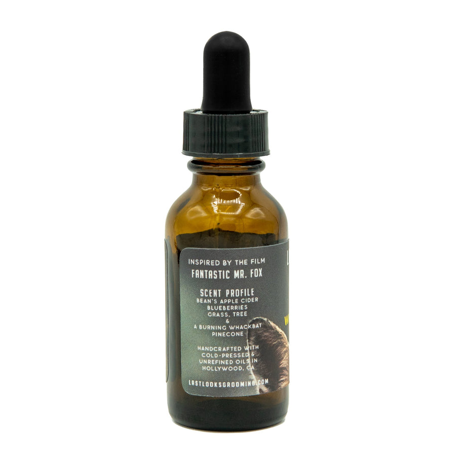 Last Looks Grooming What The Cuss Beard Oil Inspired by the Movie Fantastic Mr. Fox