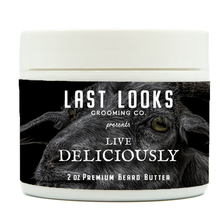 Last Looks Grooming Live Deliciously Beard Butter Inspired By The Witch