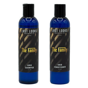 The Family Hair Shampoo & Conditioner Bundle Inspired By The Movie The Godfather