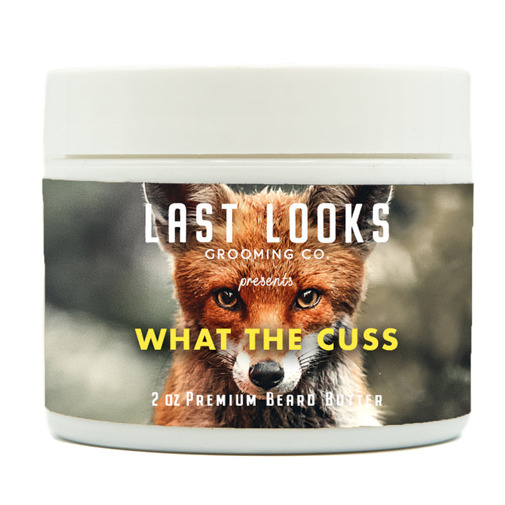 Last Looks Grooming What The Cuss Beard Butter Inspired By Fantastic Mr. Fox