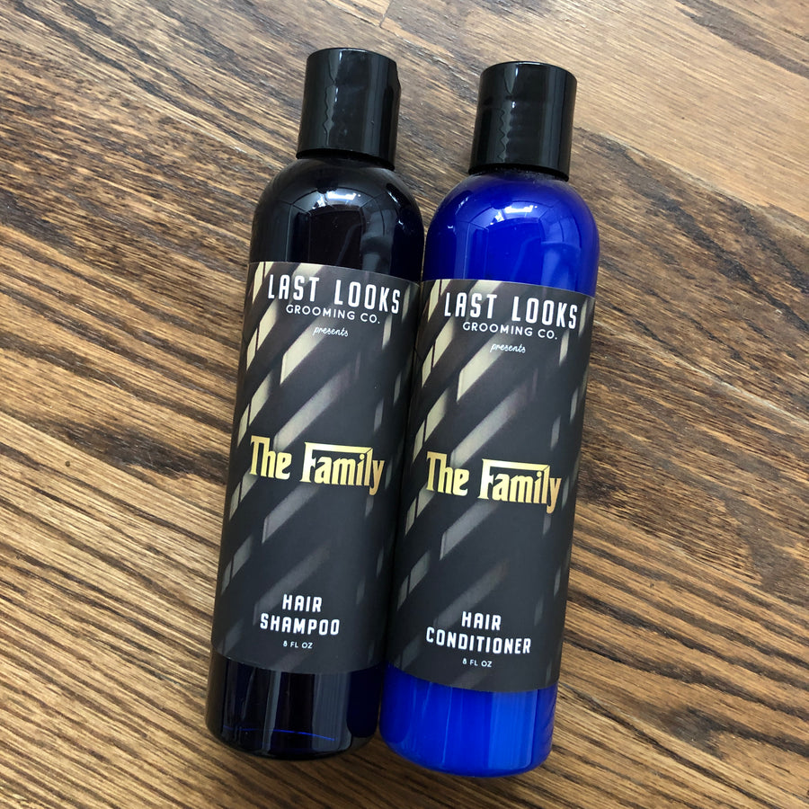 The Family Hair Shampoo & Conditioner Bundle
