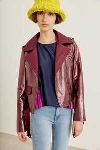 Campera Rhythm Bordo
