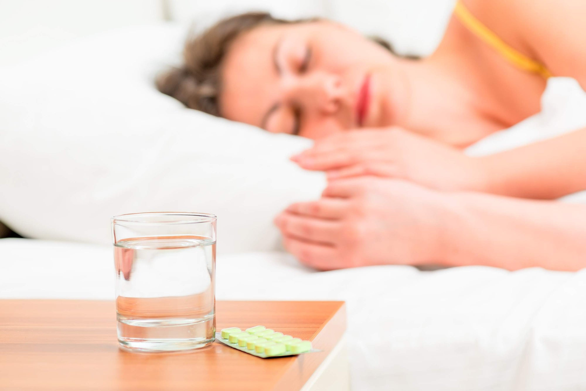 The Top Five Natural Sleep Supplements