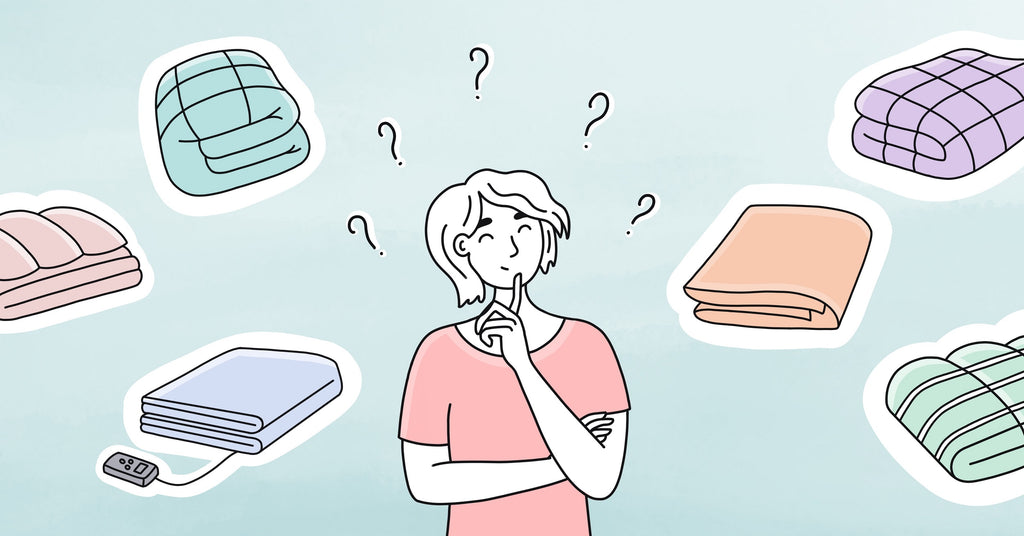 How To Choose The Best Blanket For Winter For A Good And Warm Night's Sleep?