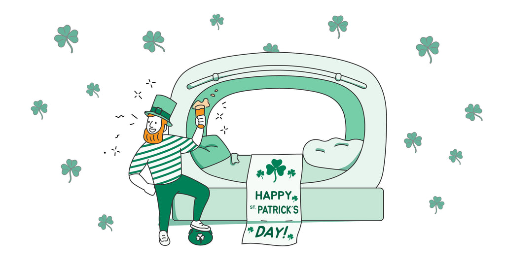 St. Patrick's Day: The Day When The World Is Colored In Green