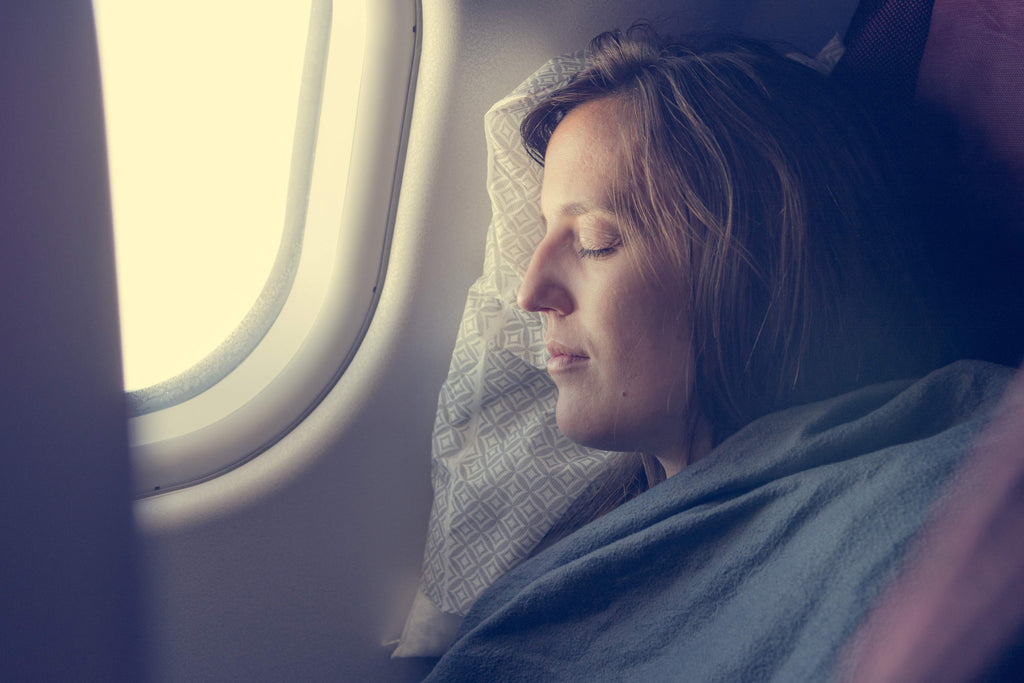 Tips for a goodnight Sleep When Traveling