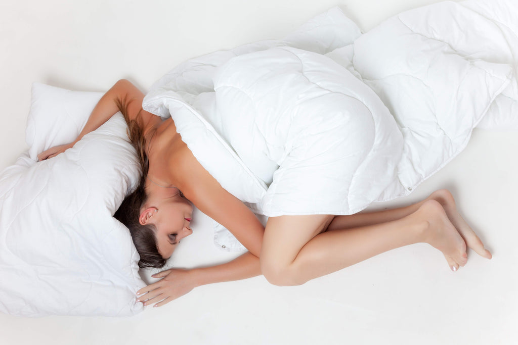 Personality and Your Sleep Position