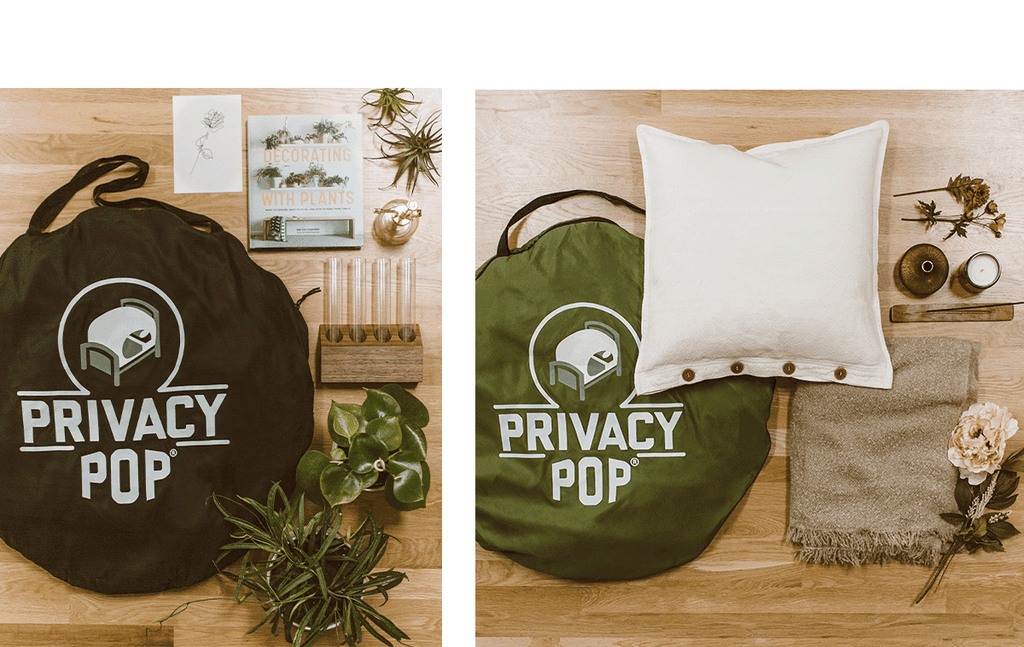 Inspired By Nature Privacy Pop Bed Tent