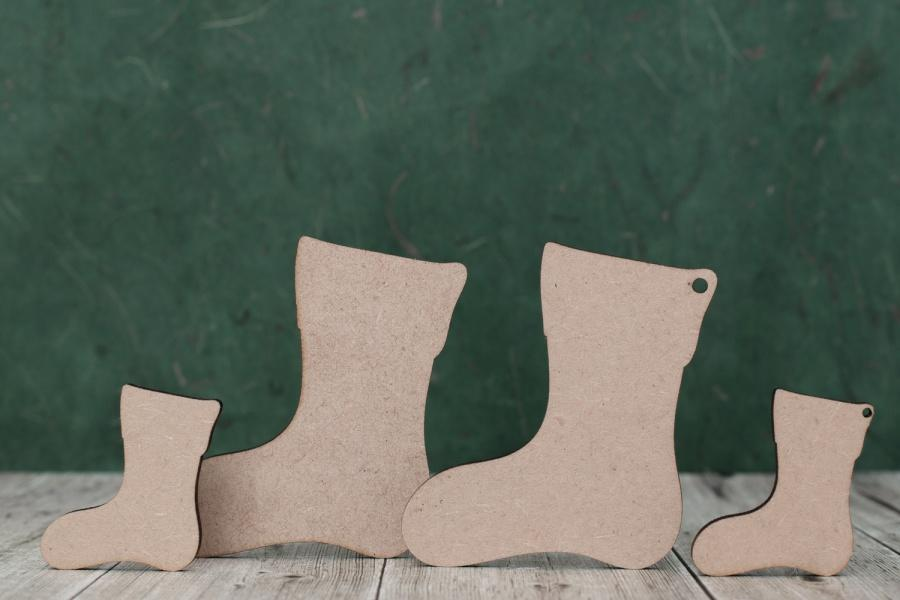 3mm MDF Stocking Blanks