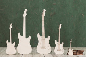Electric Guitar Blanks