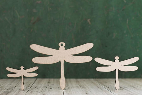 Dragonfly Shapes