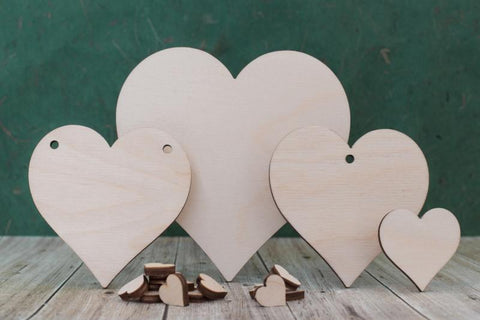 Plywood Hearts
