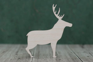 Plywood Standing Stag/Deer