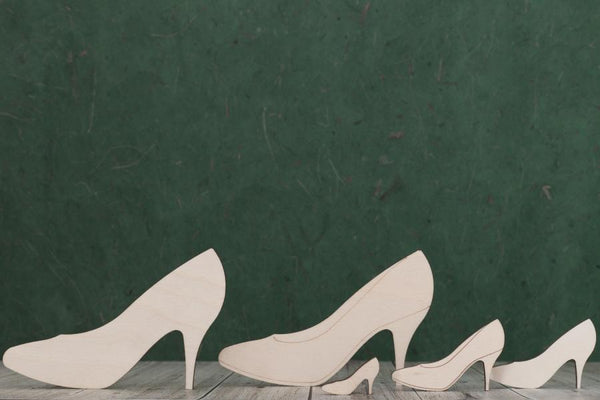 High Heel Shoe Shapes