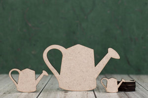 3mm MDF Watering Can Cut Outs