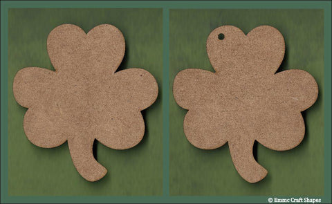 Shamrock blanks 2mm MDF