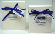 Load image into Gallery viewer, Luxury Soy Candles - Medium & Large Gift Boxed Respire:breathe