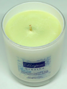 Luxury Soy Candles - Medium & Large -  Refresh (citrus)