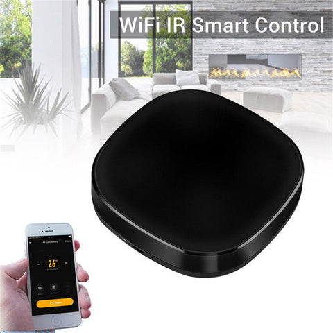 Universal Mini Smart Remote Control WiFi IR 360 Degree Switch Intelligent Controller Voice Support For Alexa IFTTT Google Home