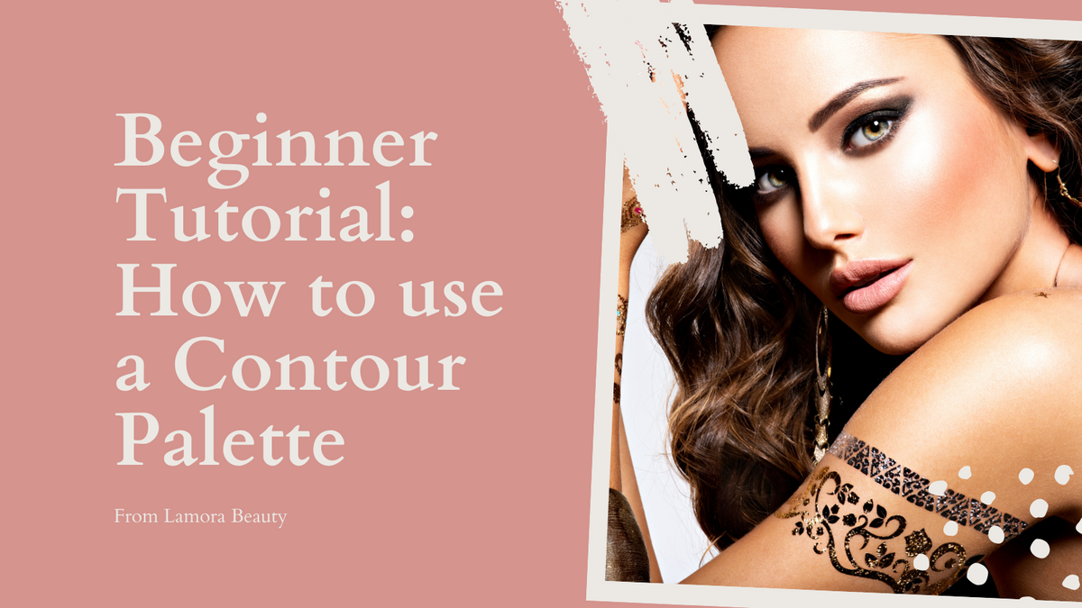 Beginner Tutorial: How to use a Contour Palette