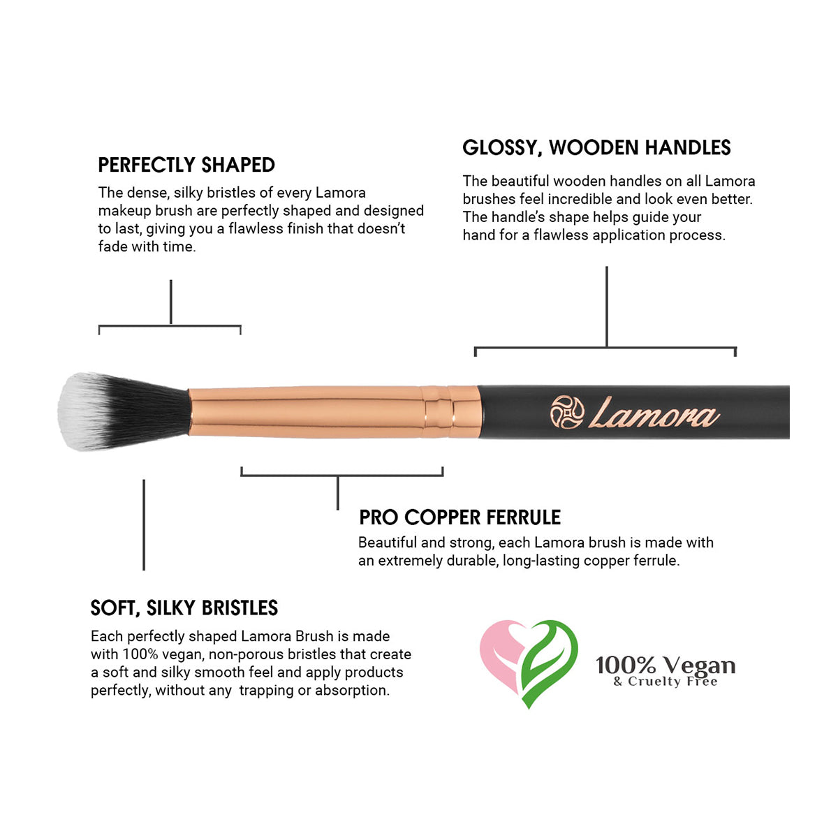Important features of a quality makeup brush
