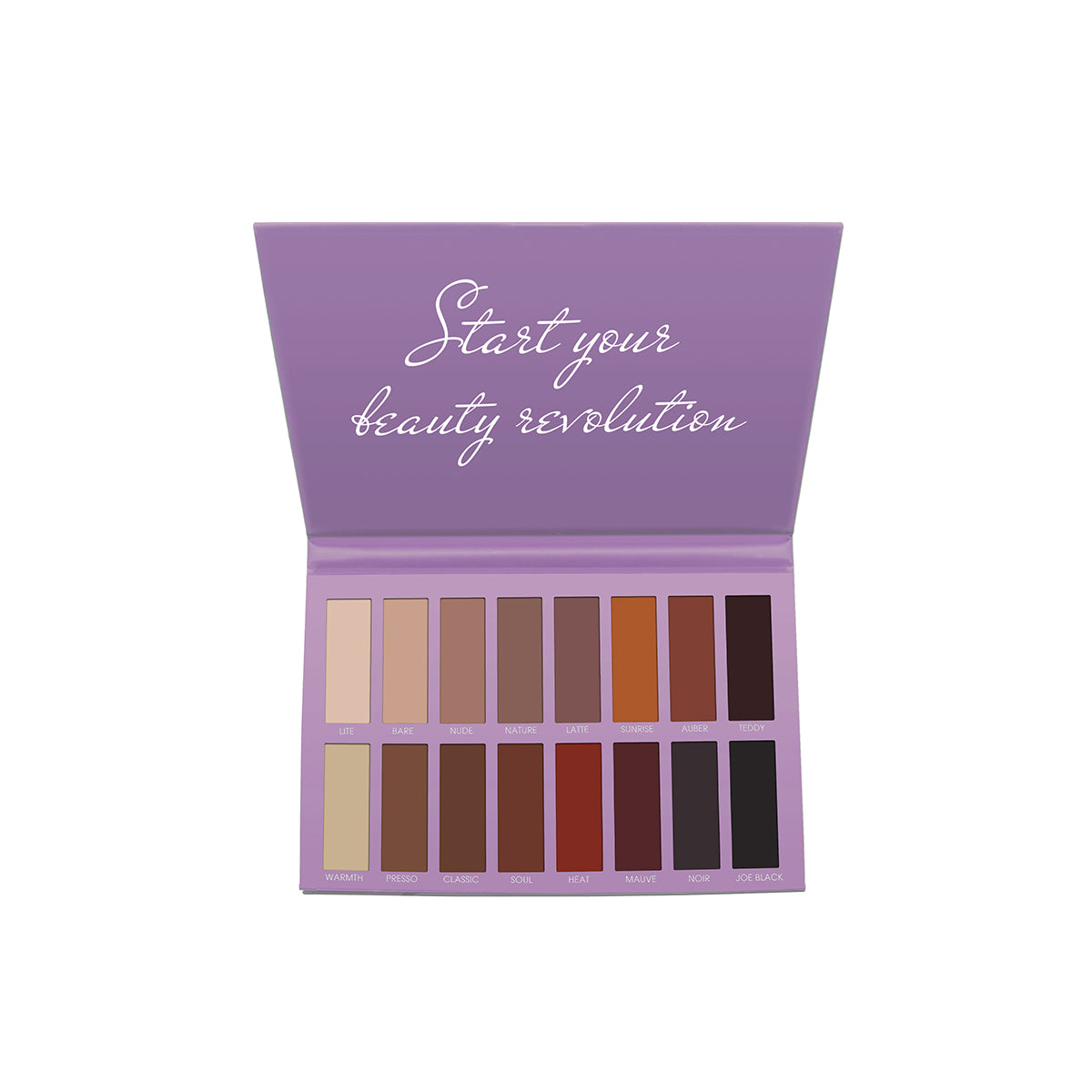 Matte Eyeshadow Palette from Lamora Beauty