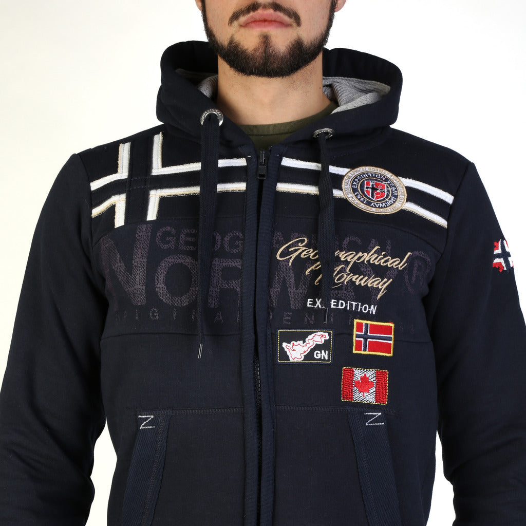 Geographical Norway - Garadock_man