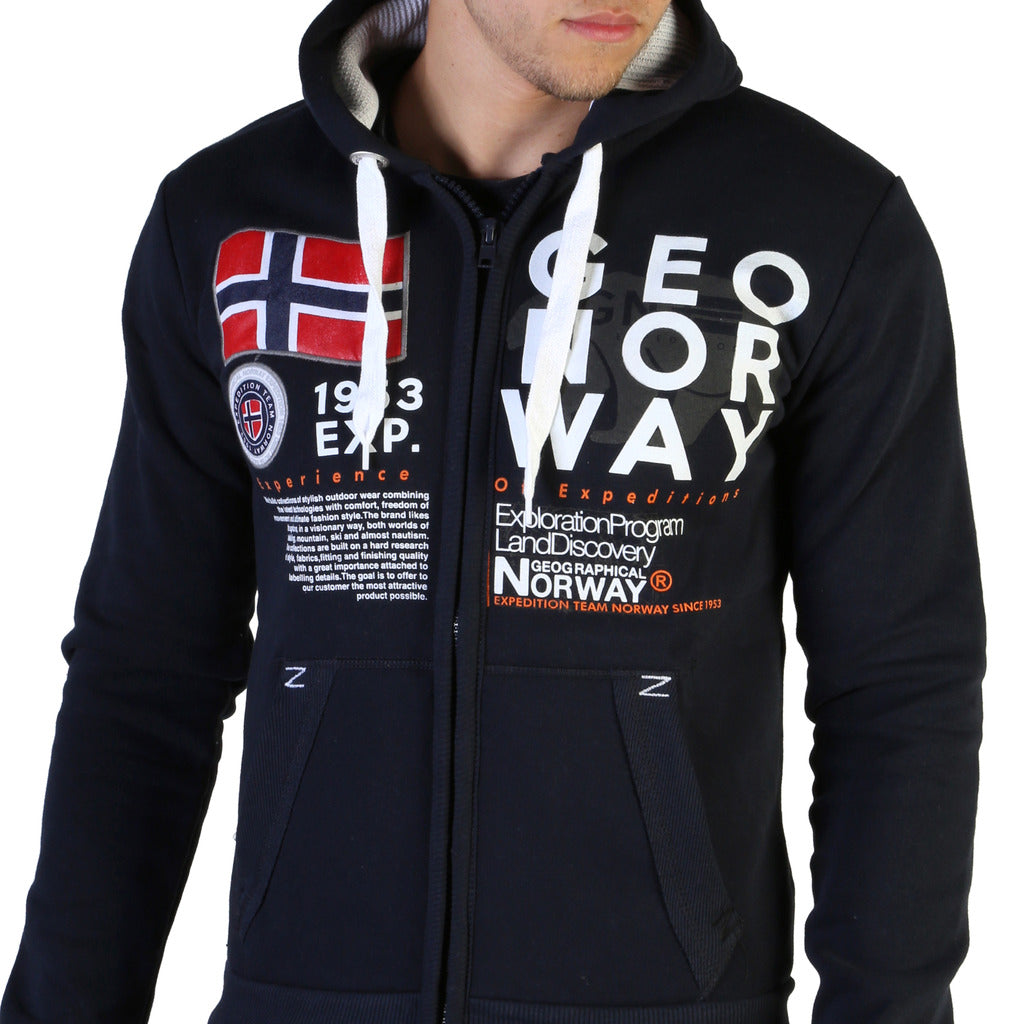 Geographical Norway - Gasado_man