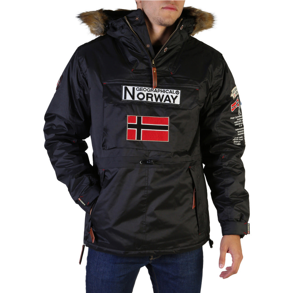 Geographical Norway - Barman_man