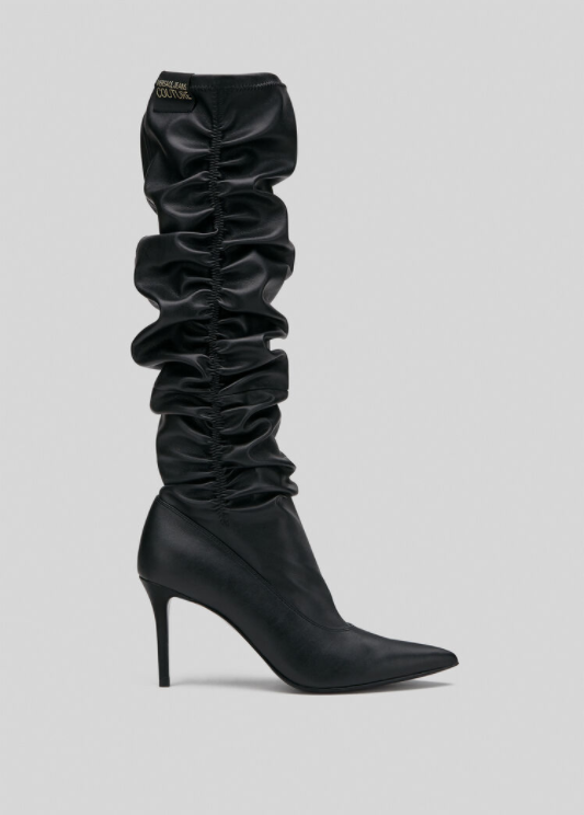 Versace Jeans Couture - RUCHED BOOTS